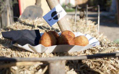 Las Cremositas se unen a los productores del Mercado de la Plaza del Huerto de Montecarmelo